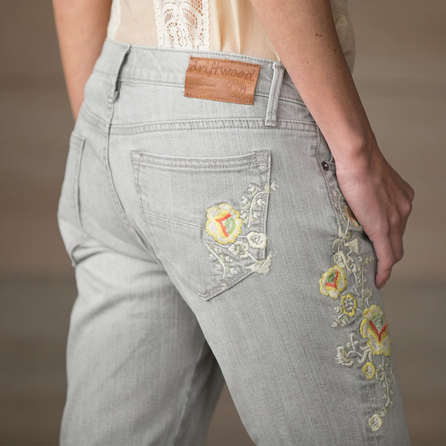 MARILYN HOLLYHOCK JEANS BY DRIFTWOOD: View 4