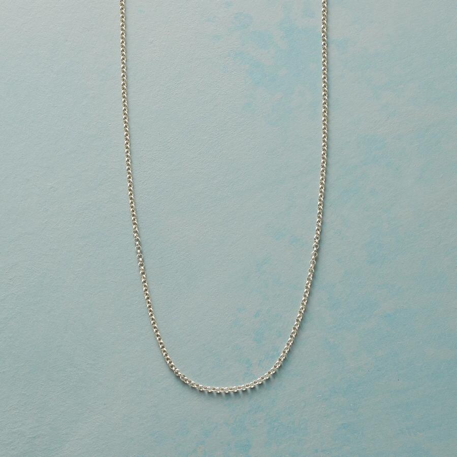 STERLING SILVER CHARMING NECKLACE