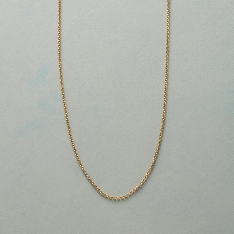 CHARMING VERMEIL NECKLACE