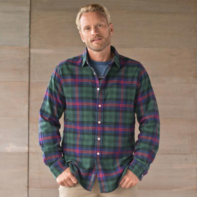 GRAYERS LUX FLANNEL