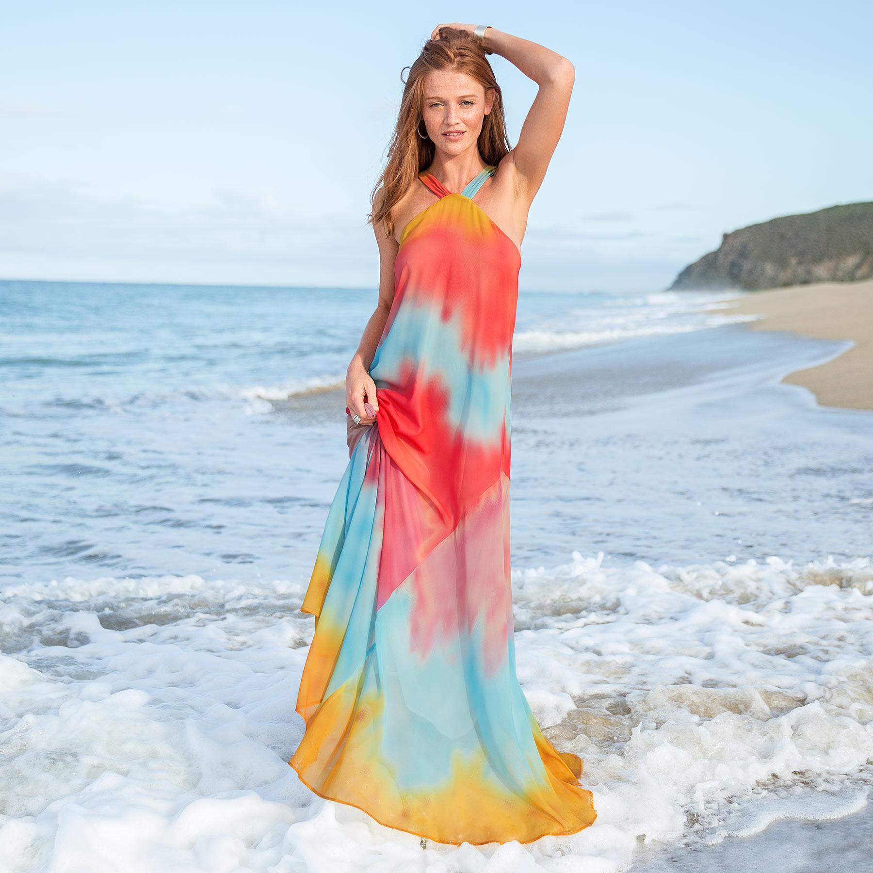 MAUNA LOA DRESS: View 1