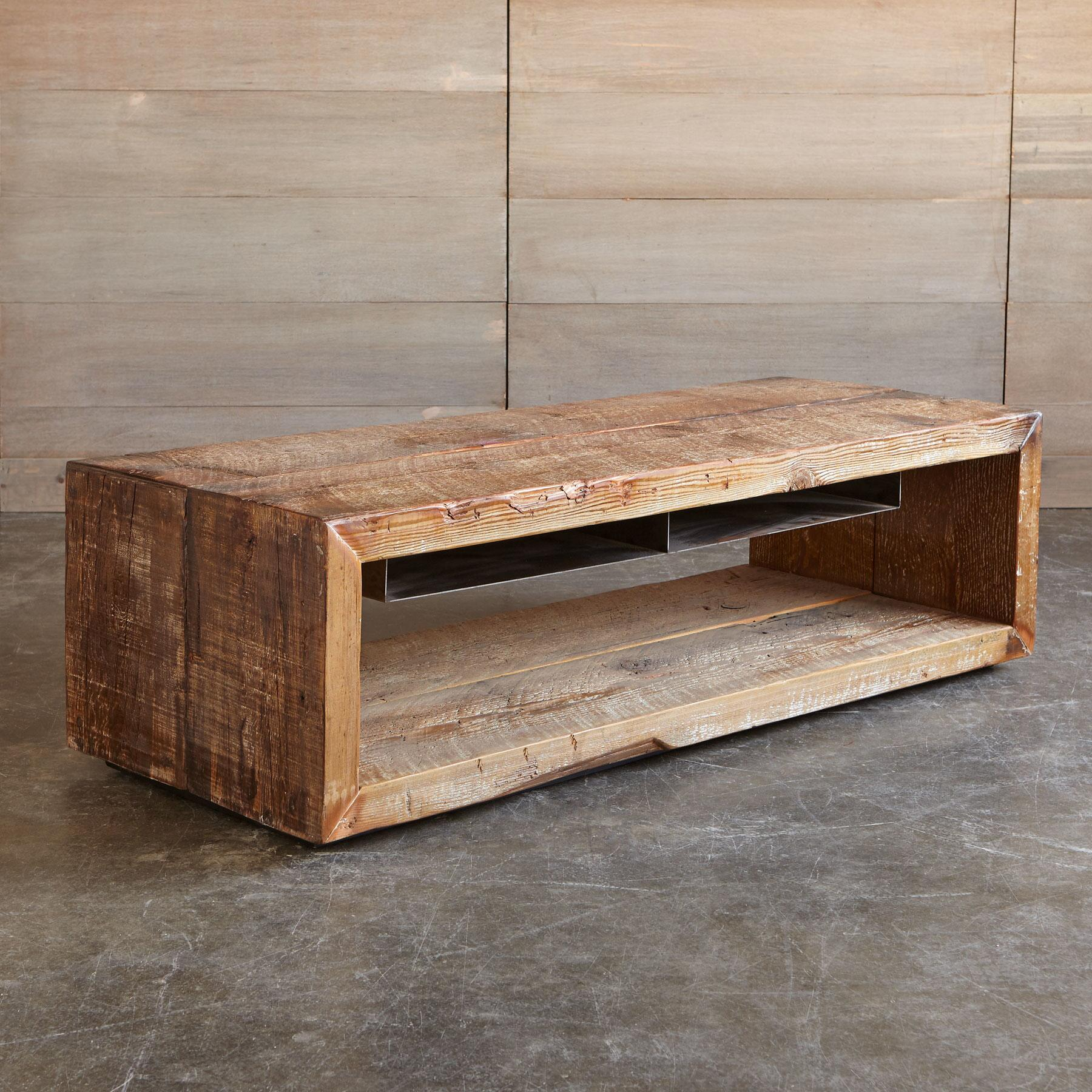 OLD GROWTH COFFEE TABLE: View 2