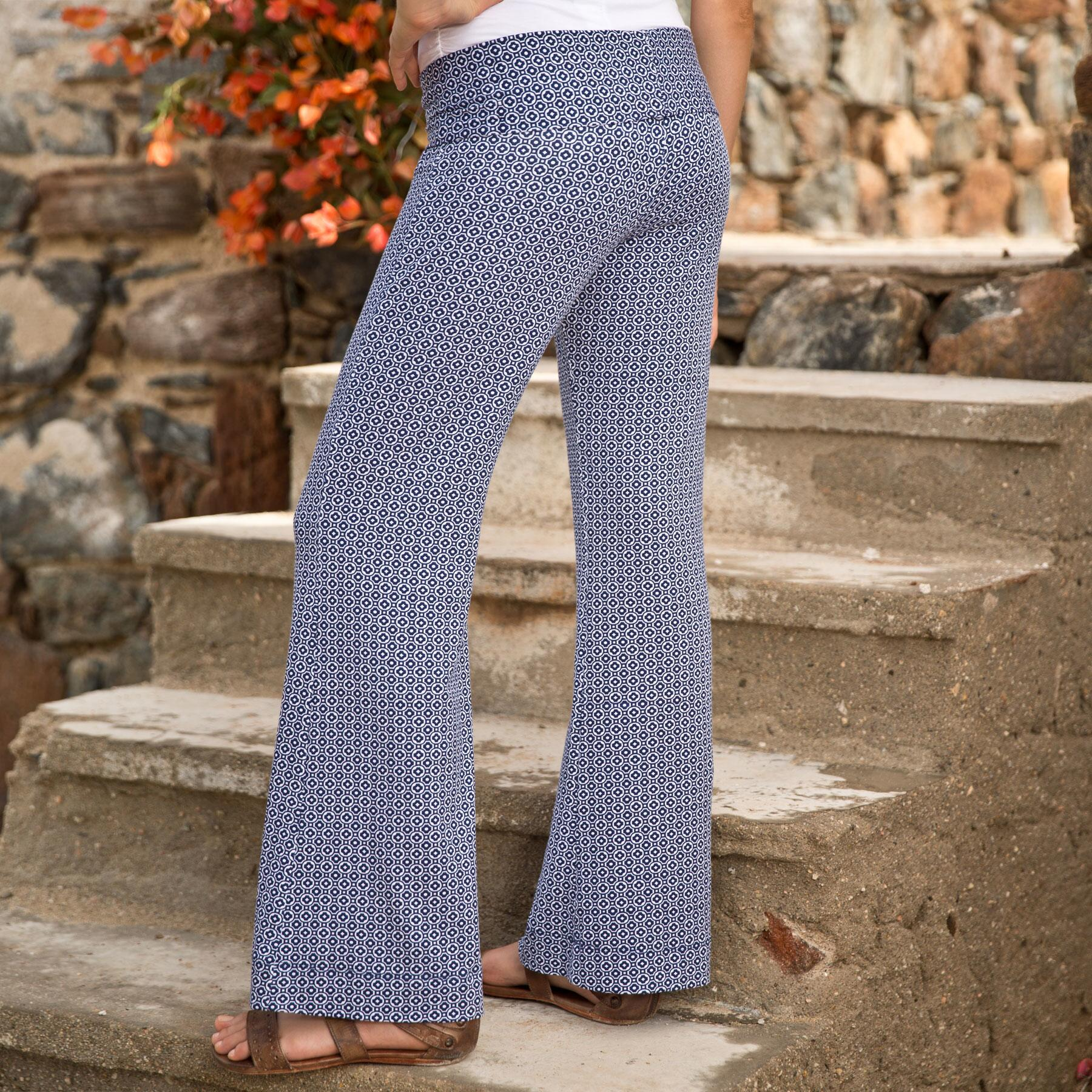 RESORT LOUNGE PANT: View 2
