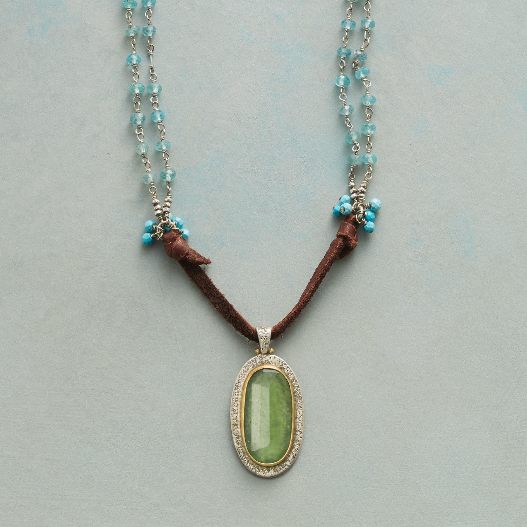 ANALOGY NECKLACE: View 1