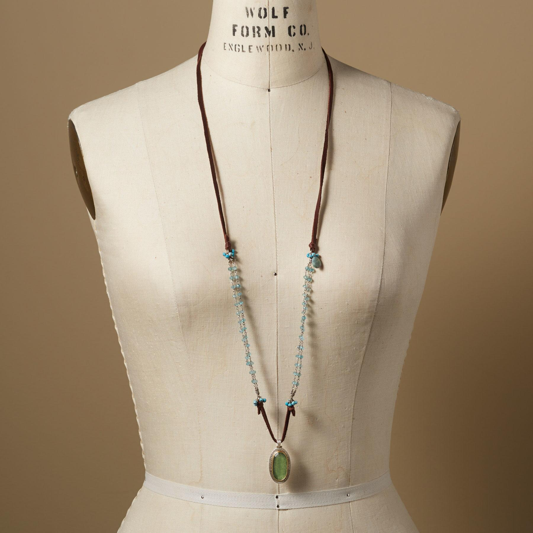 ANALOGY NECKLACE: View 3