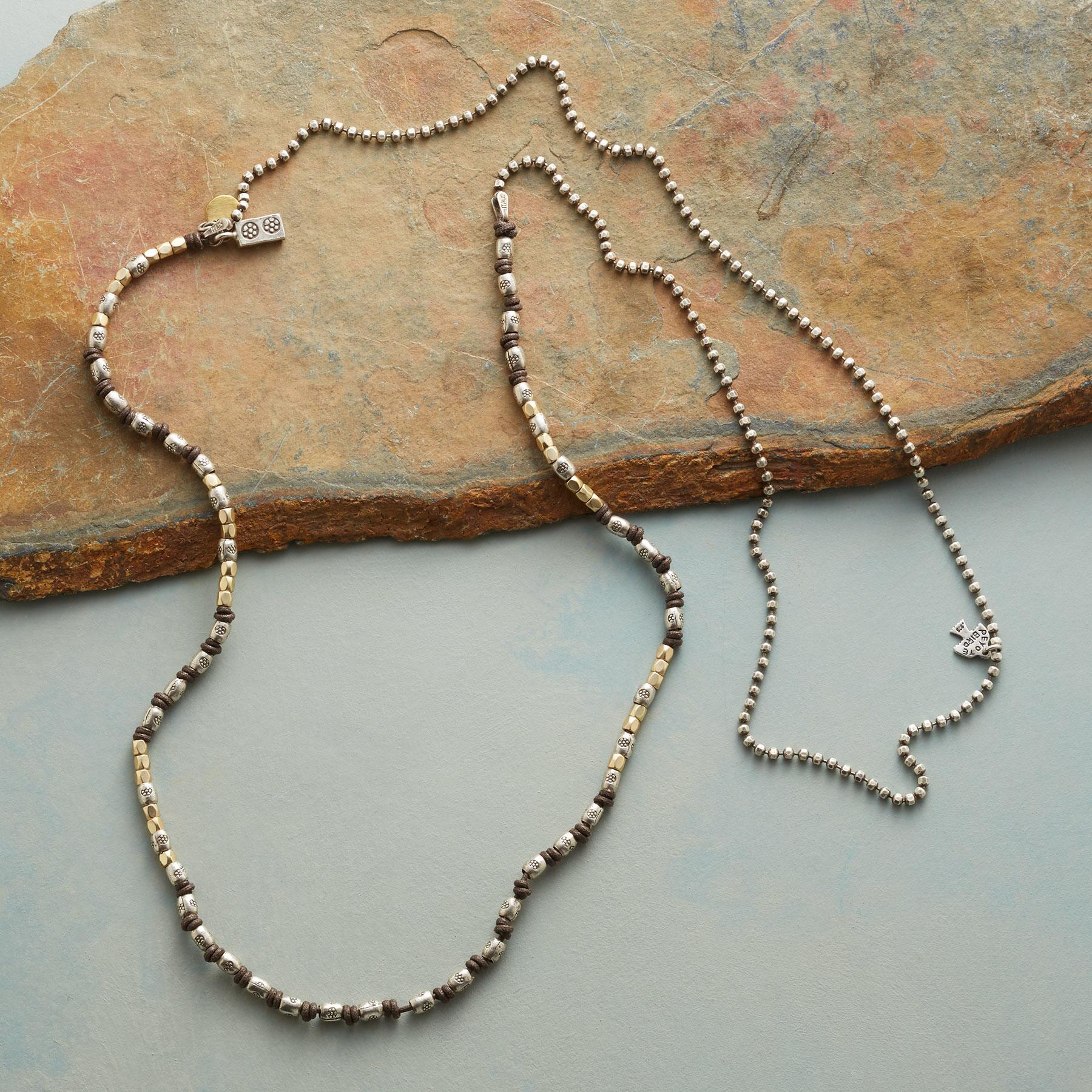 MIDPOINT NECKLACE: View 2