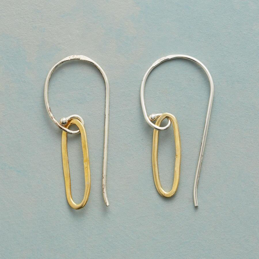 CURSIVE EARRINGS