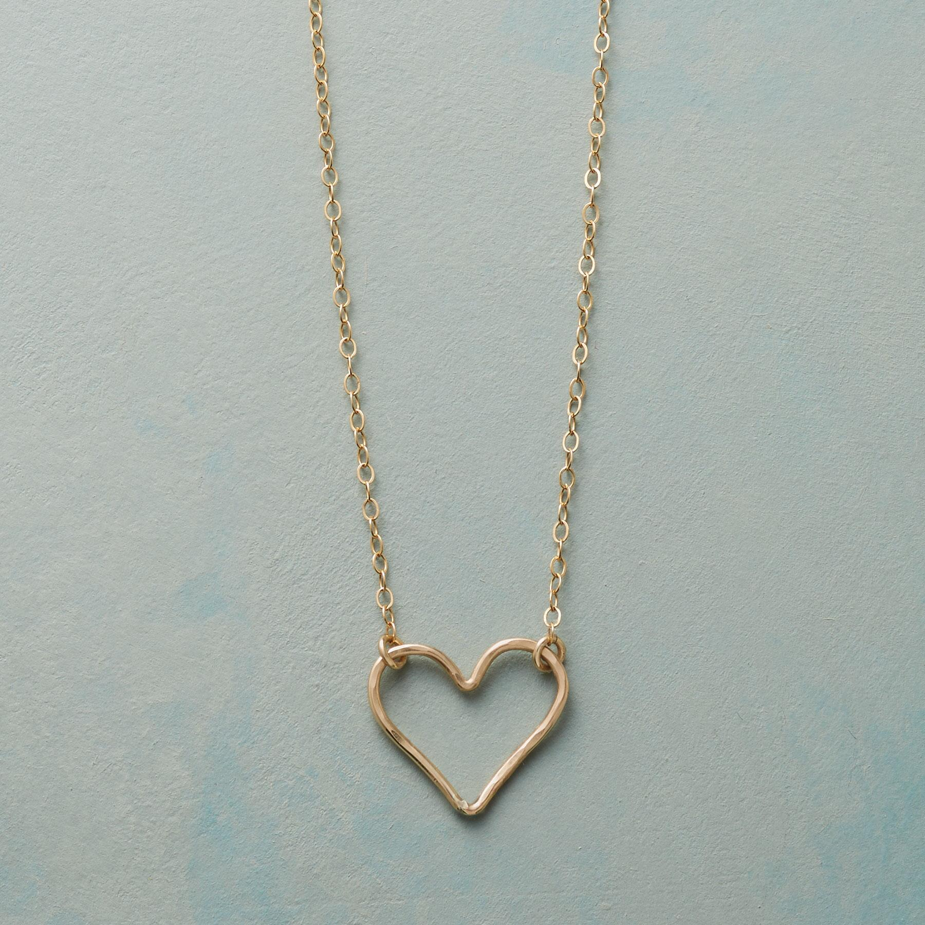 PURE HEART NECKLACE: View 1