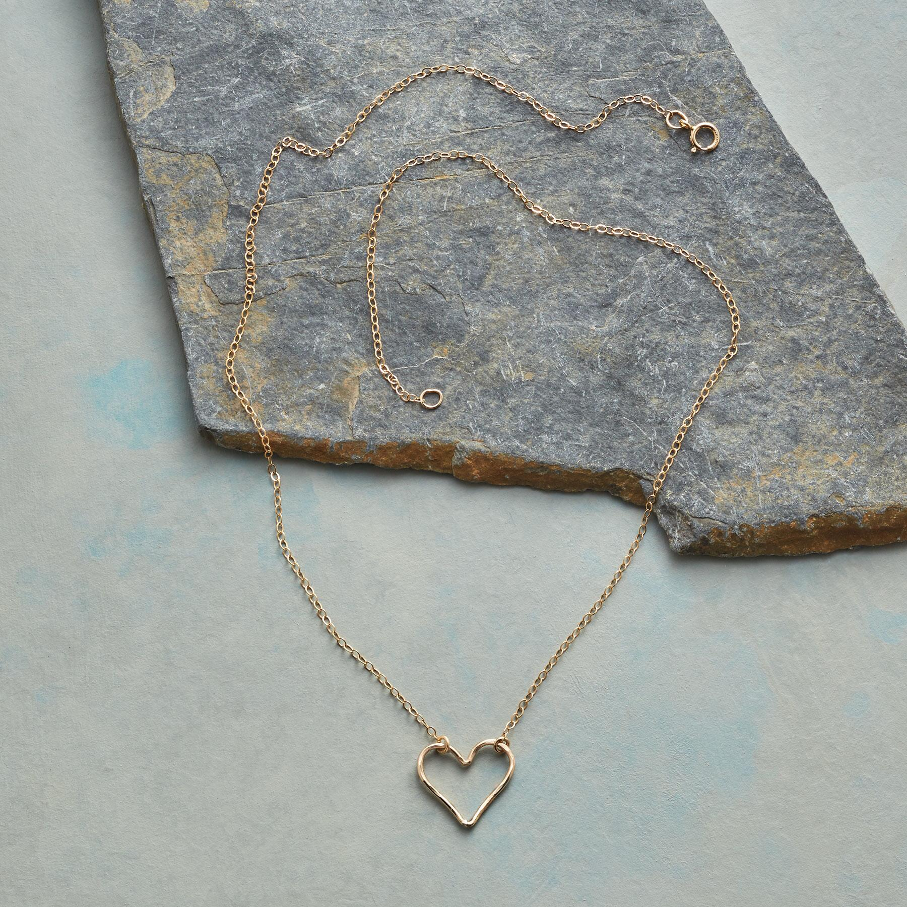 PURE HEART NECKLACE: View 2