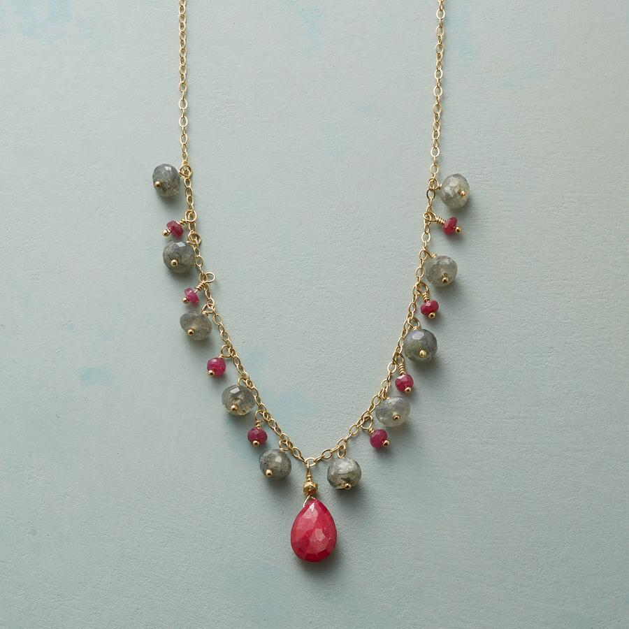 LOVE IN A MIST NECKLACE