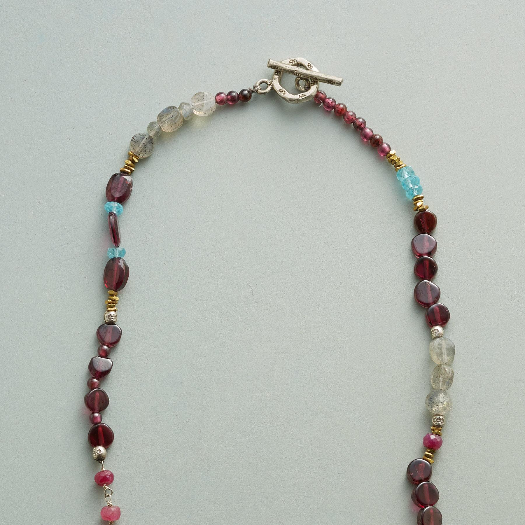 GEMSTONE PARADE NECKLACE: View 3