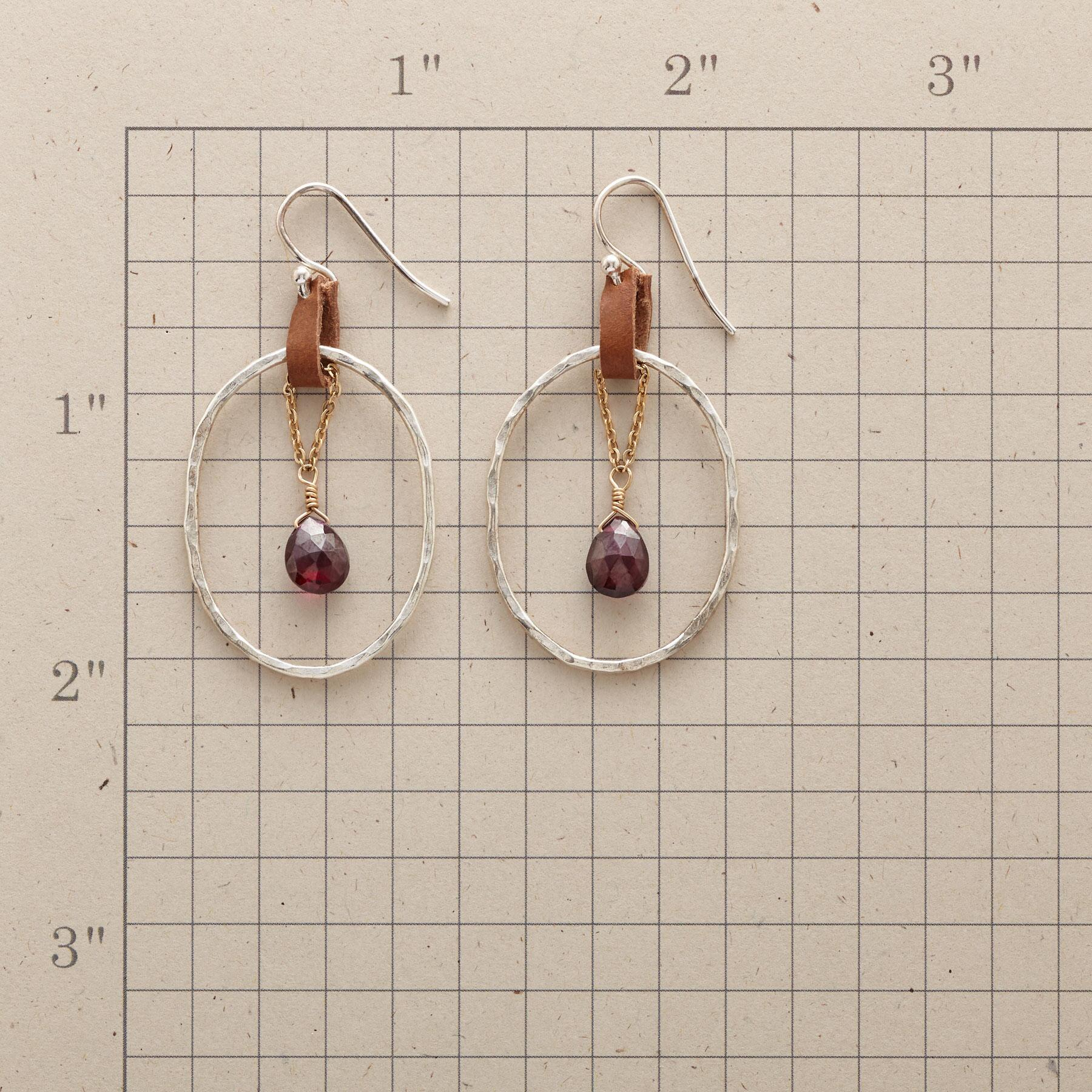 COWGIRL BOOTSTRAP EARRINGS: View 2