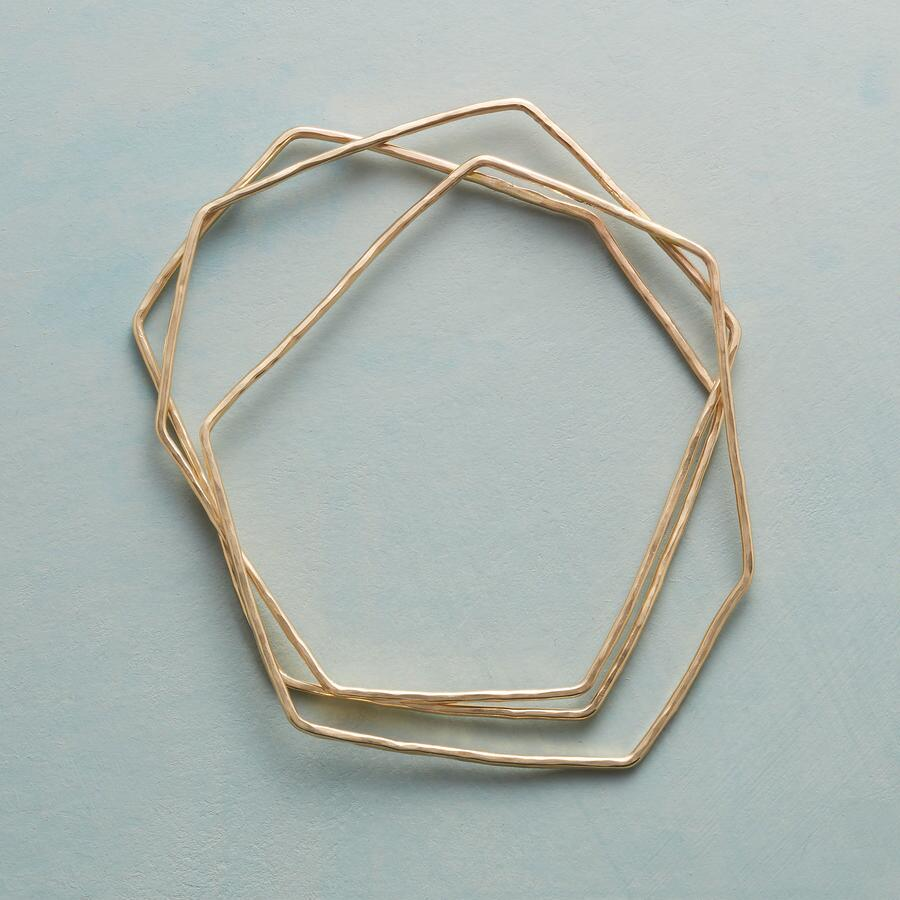 HEXAGONAL BANGLES