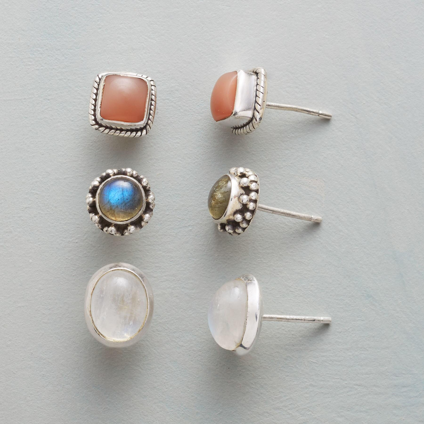 DAY BY DAY EARRING TRIO: View 1