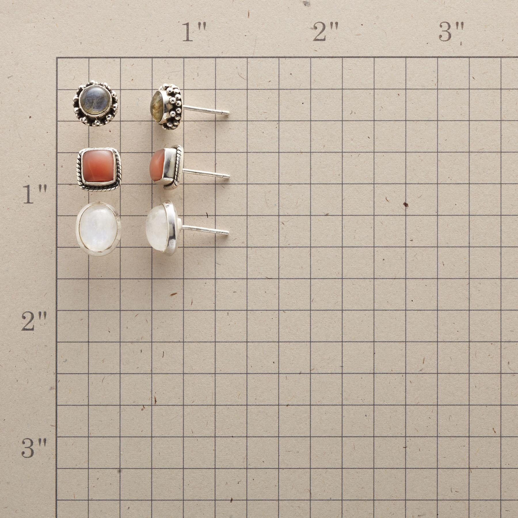 DAY BY DAY EARRING TRIO: View 2