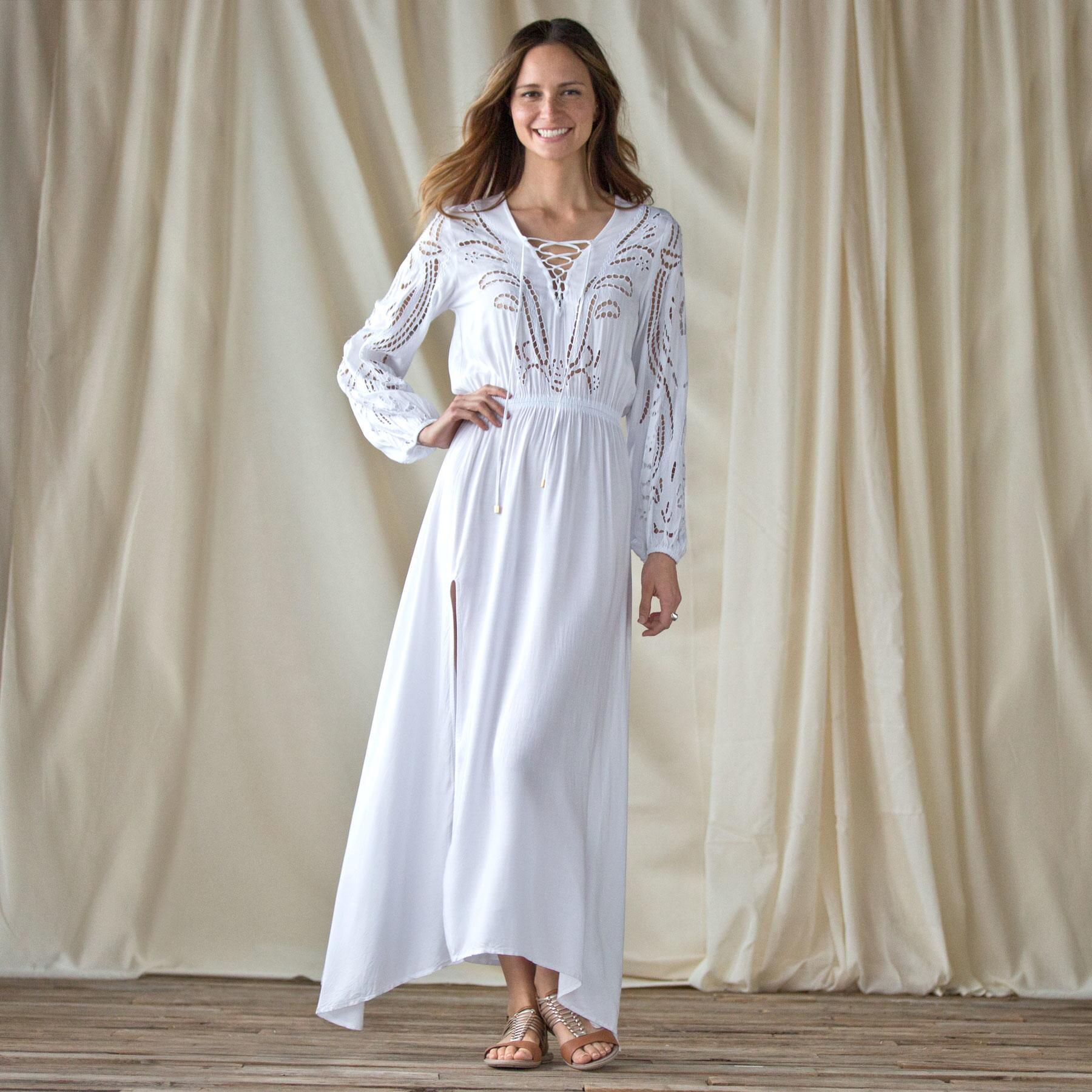 AVA SKY TYLOR DRESS: View 1