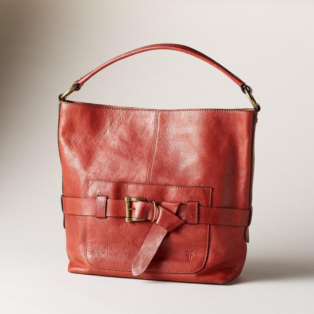 Kayla Knotted Hobo Bag By Frye