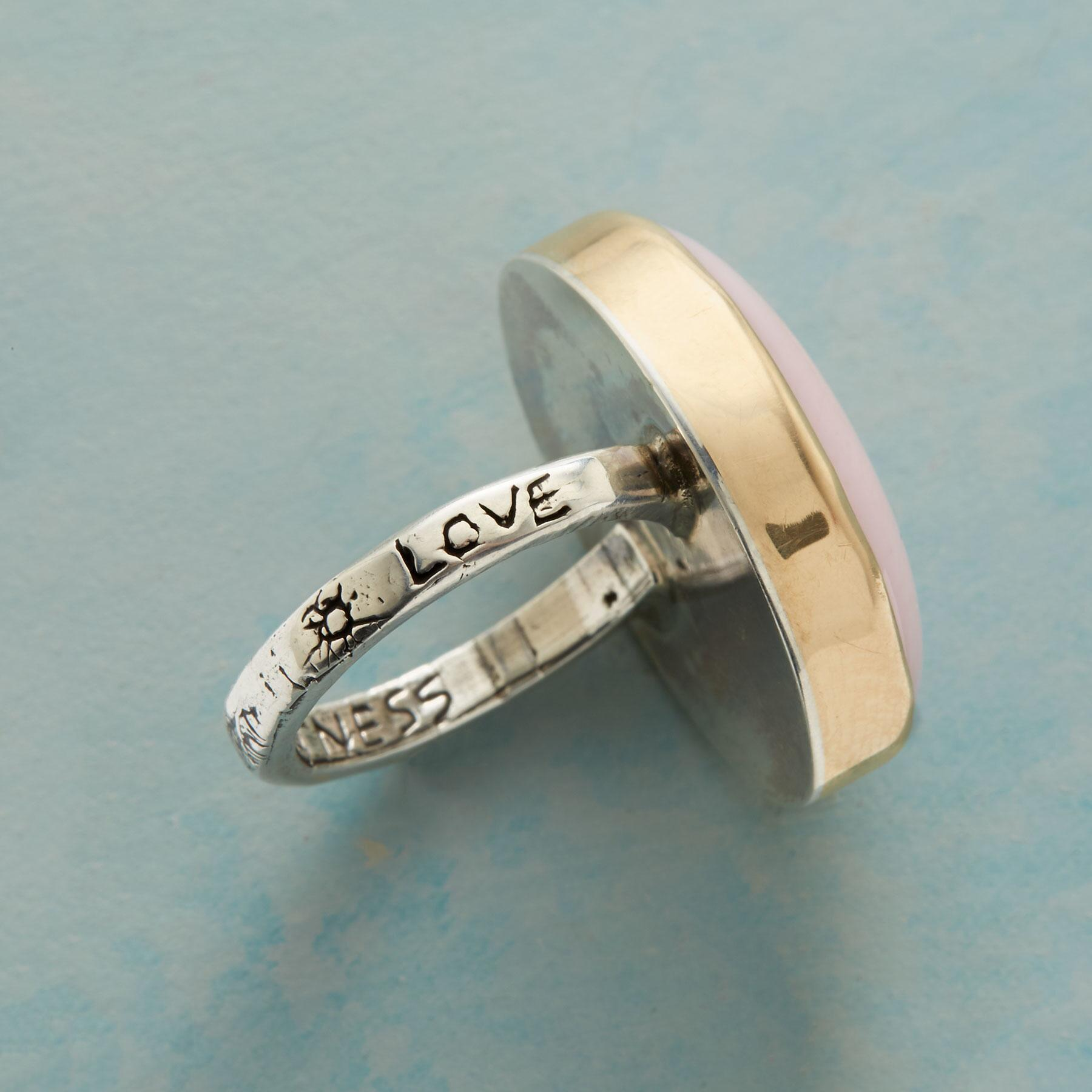 SWEETNESS OF LOVE RING: View 2