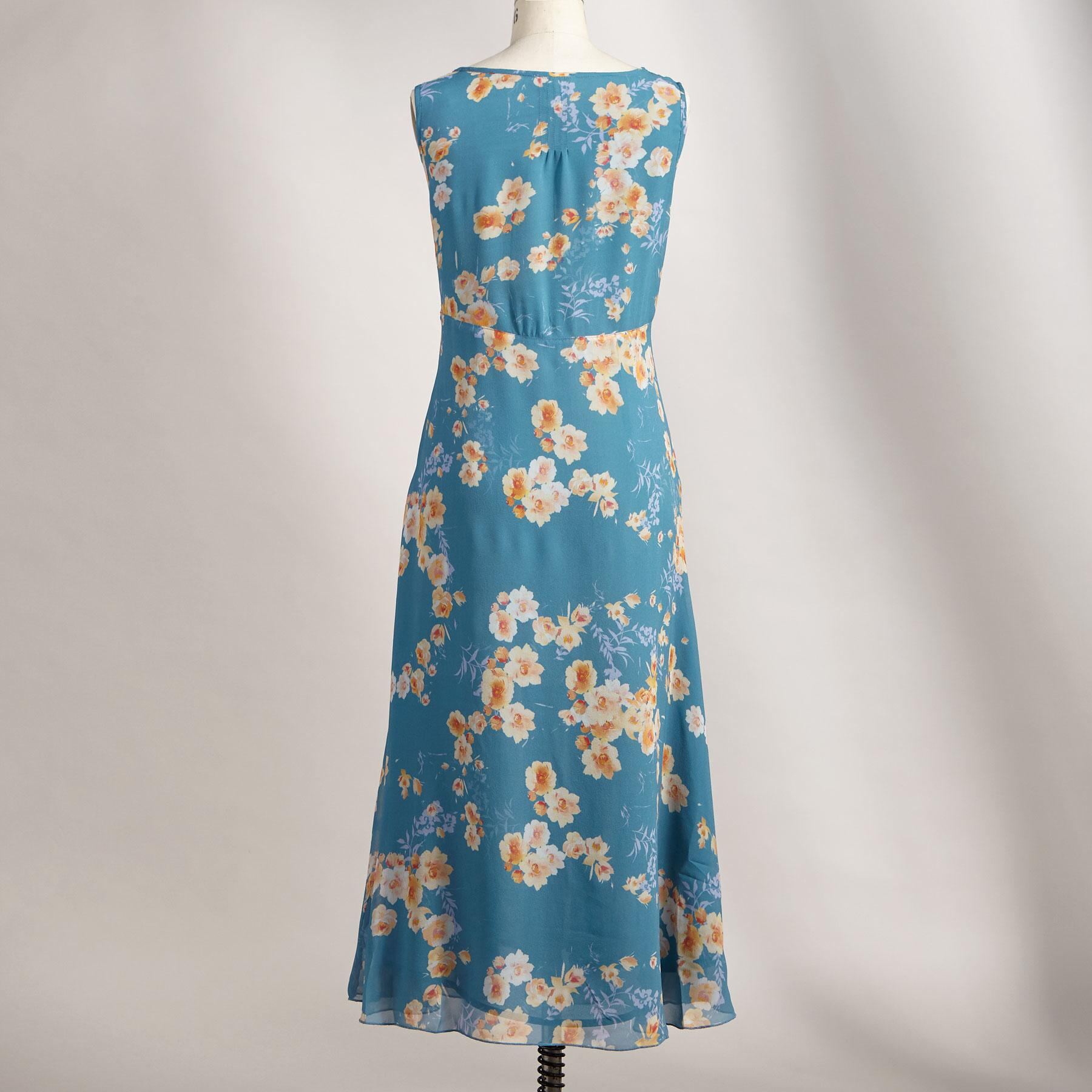 BLUEBIRD SKY DRESS: View 2