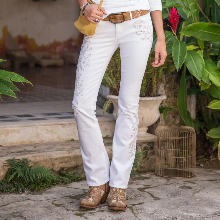KELLY SWEET BABY BOOT JEANS BY DRIFTWOOD