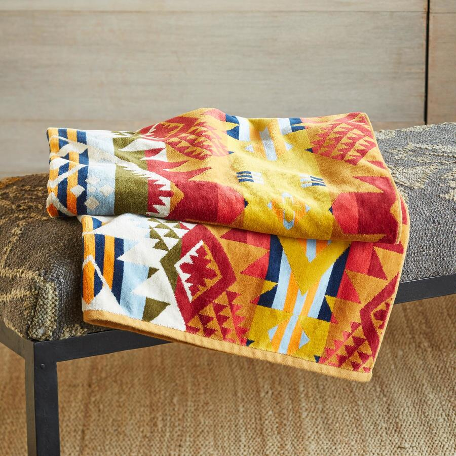 DORADO RESORT TOWEL, GOLDENROD