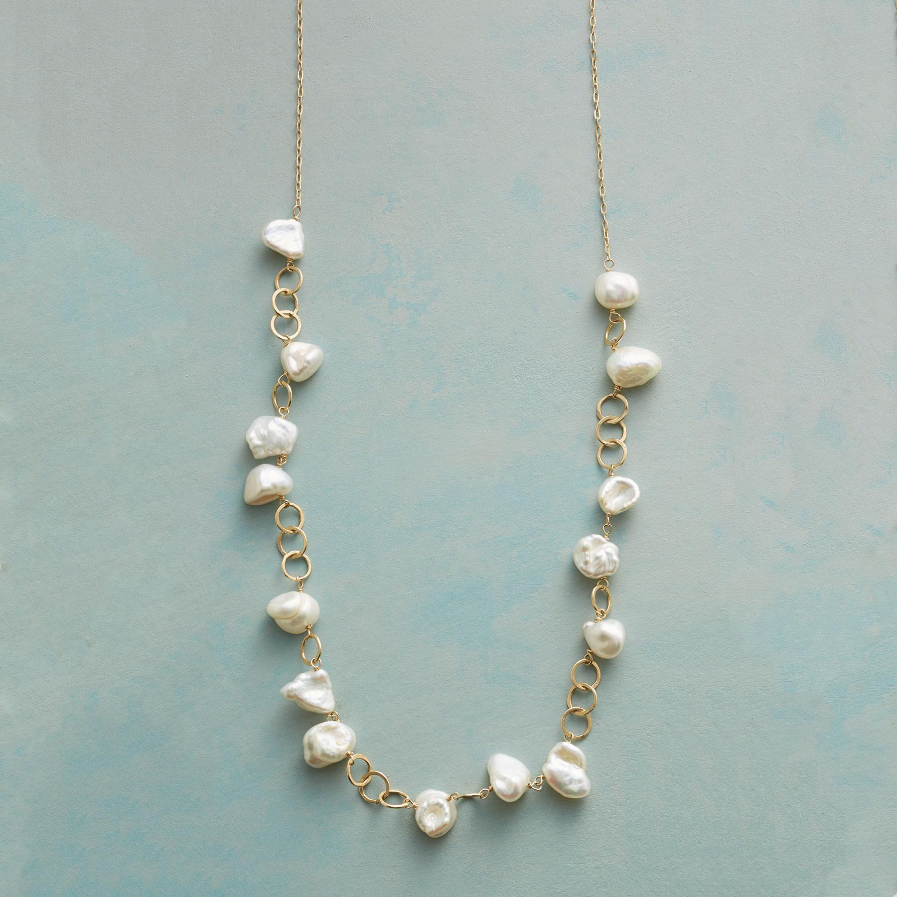 PEARL REDUX NECKLACE: View 1
