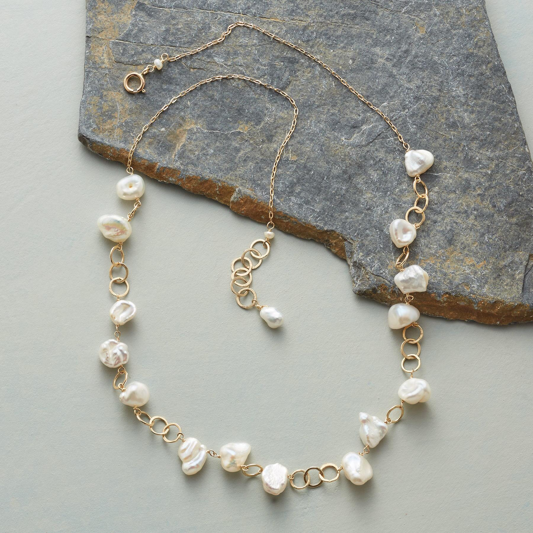 PEARL REDUX NECKLACE: View 2