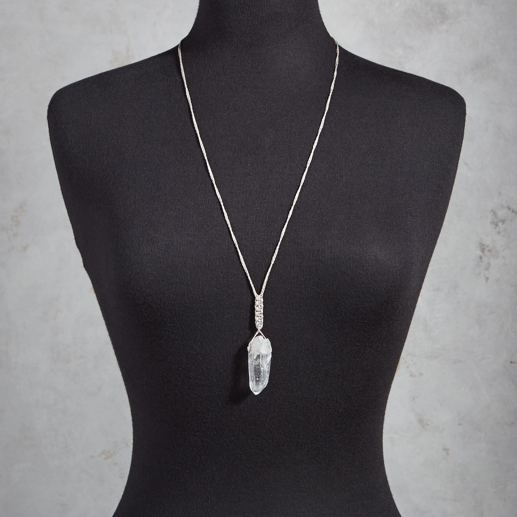 SHAFT OF LIGHT NECKLACE: View 4