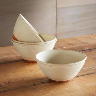 SIENNA STONEWARE DINNER BOWL
