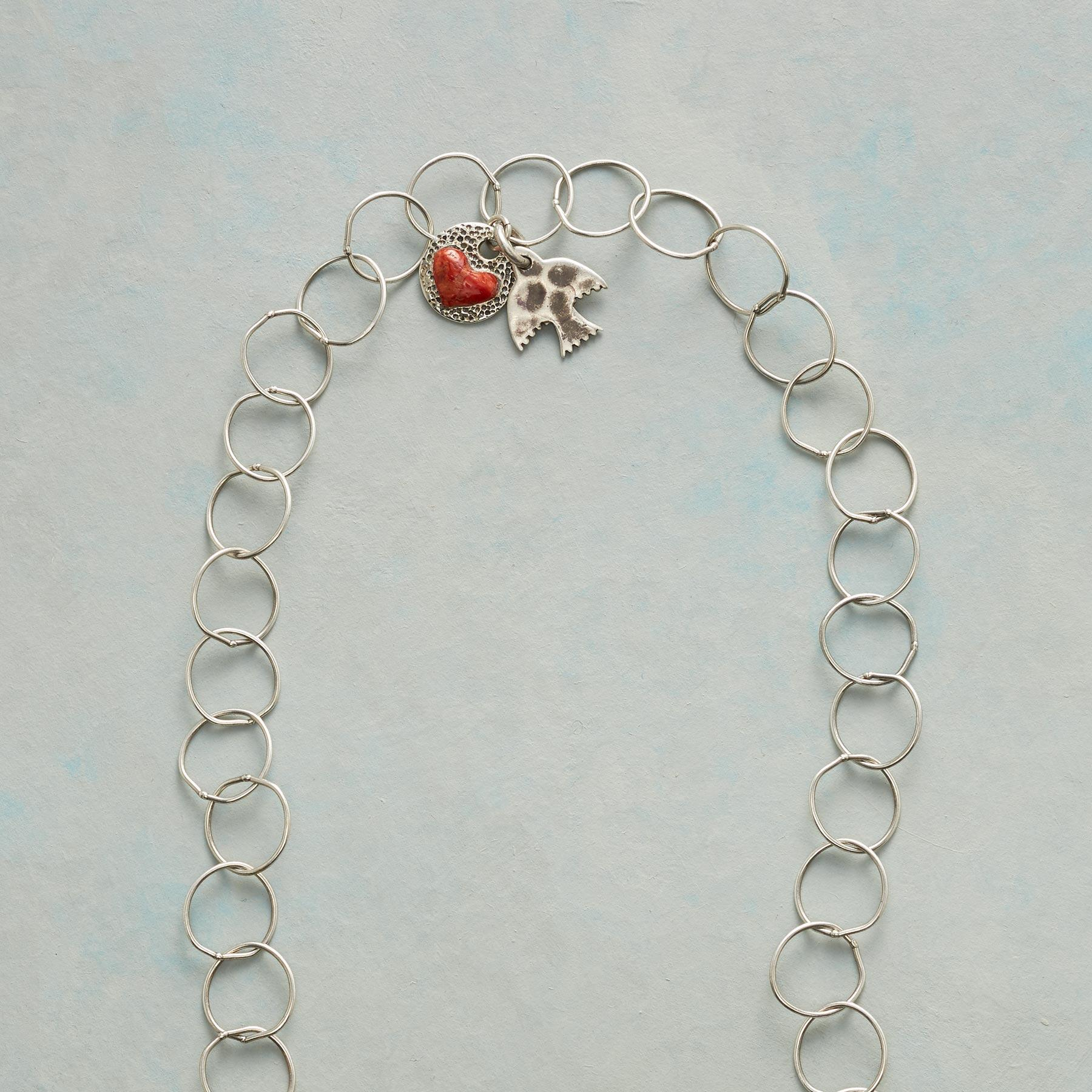 TRAVELING CHARM NECKLACE: View 3