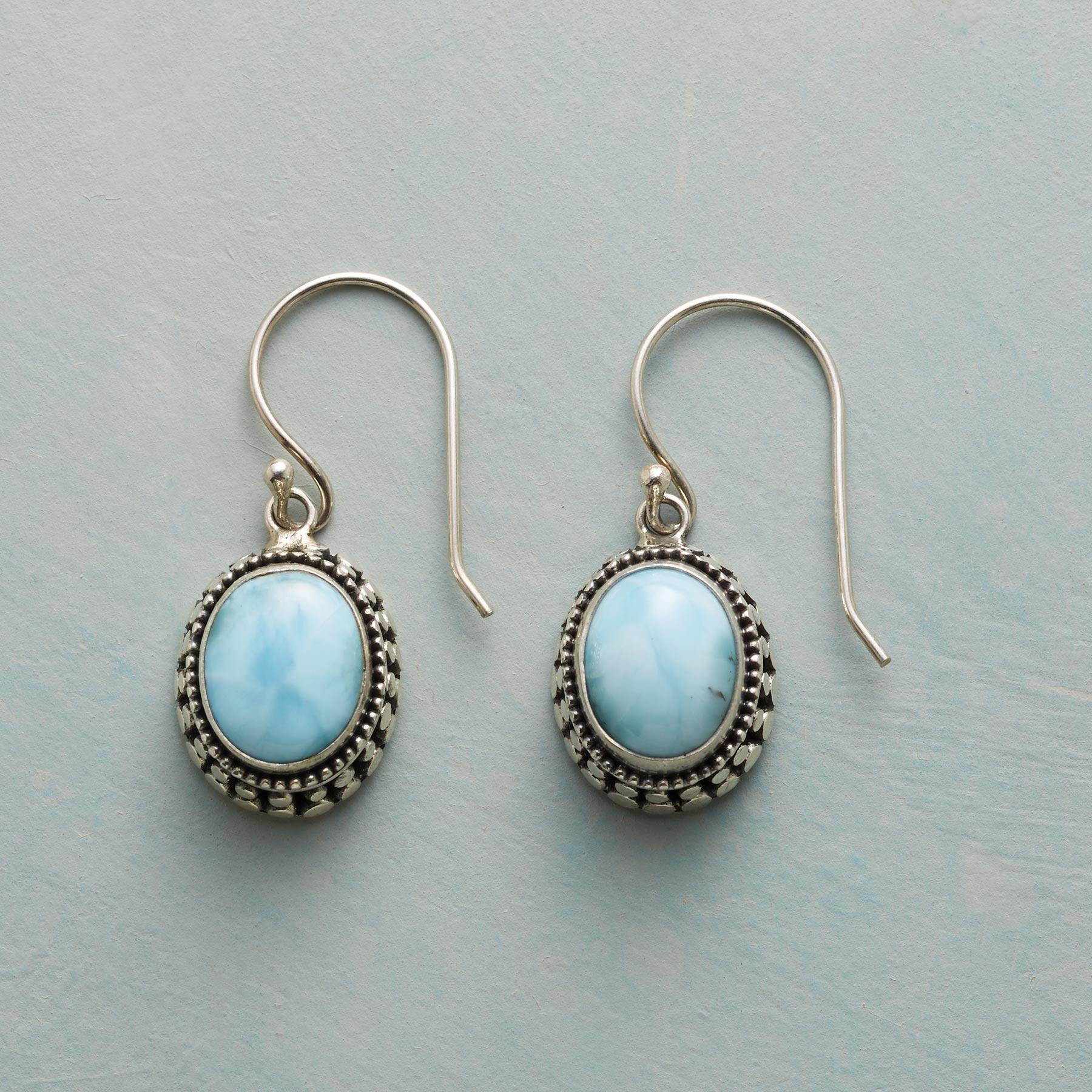 CARIBE SKY EARRINGS: View 1