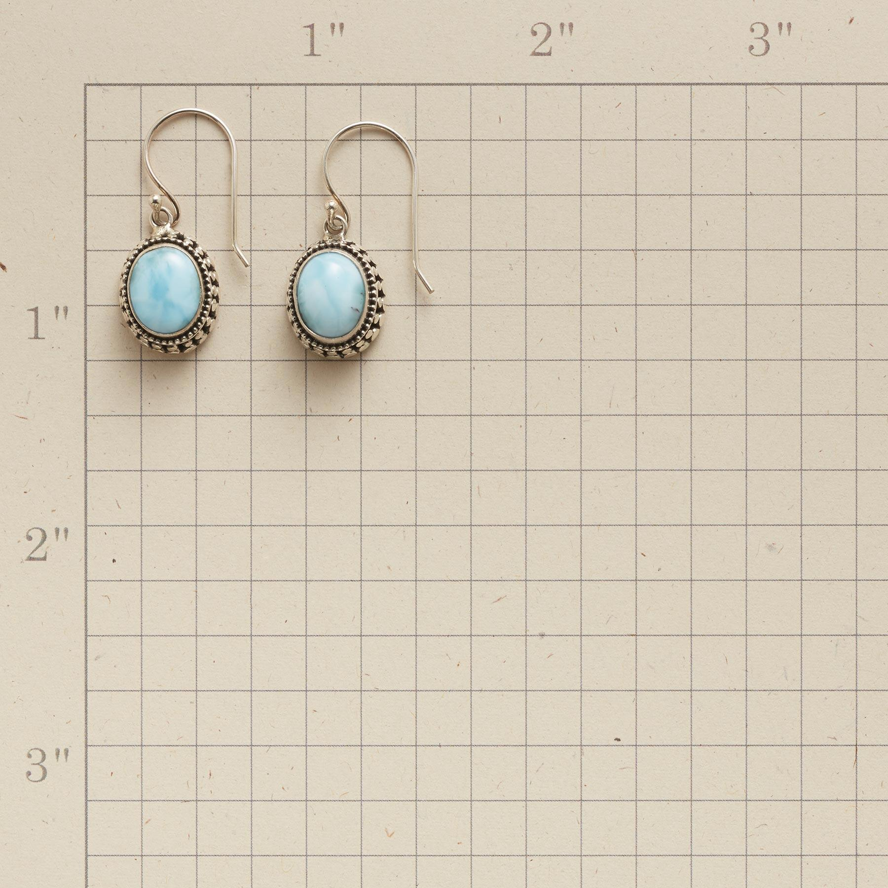 CARIBE SKY EARRINGS: View 2