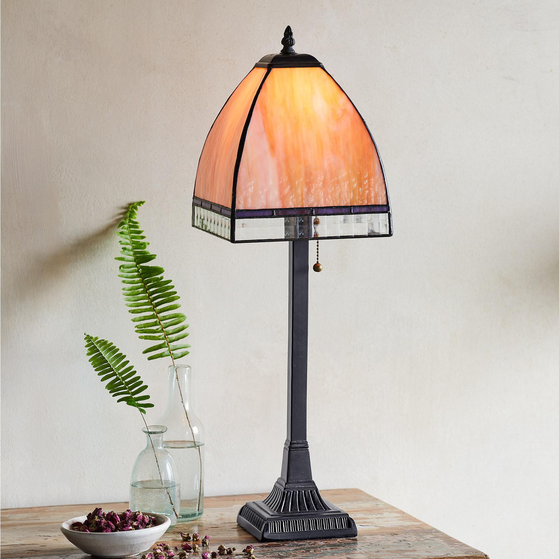 DRAKE TABLE LAMP: View 1