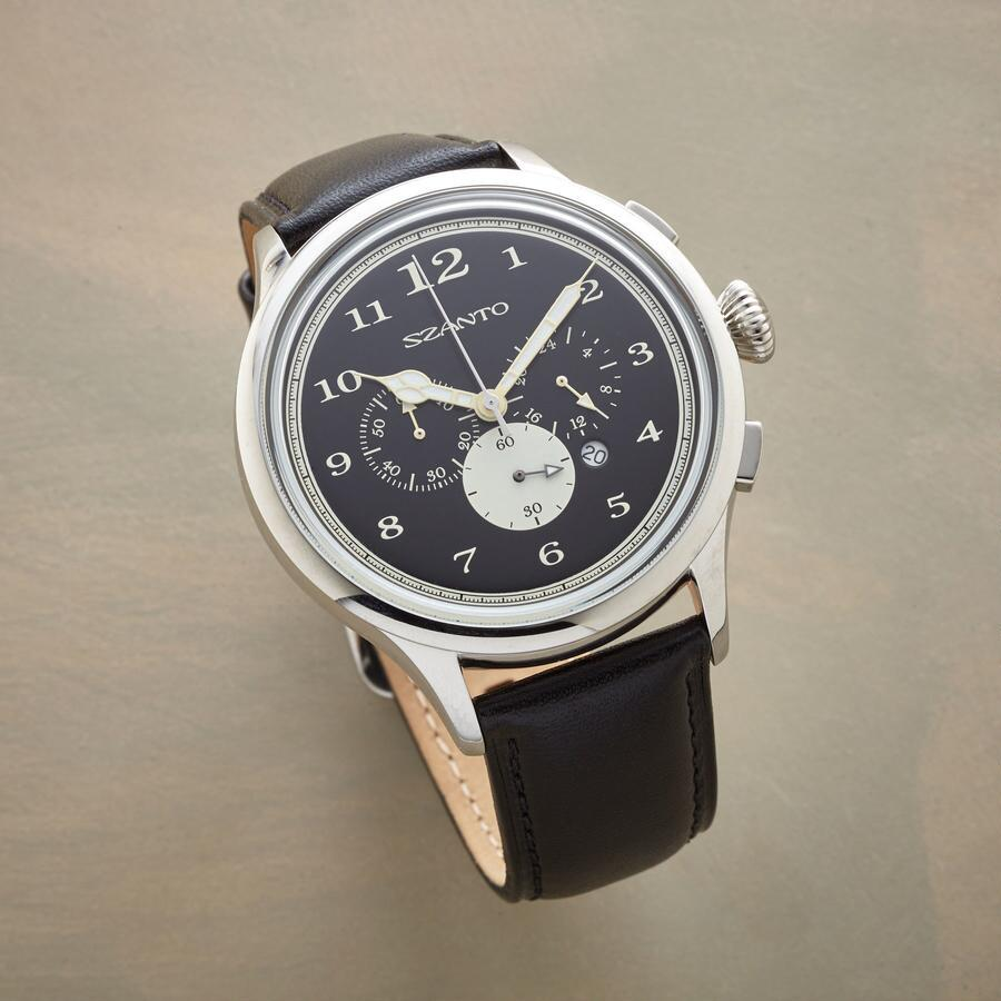MIDNIGHT CHRONOGRAPH WATCH