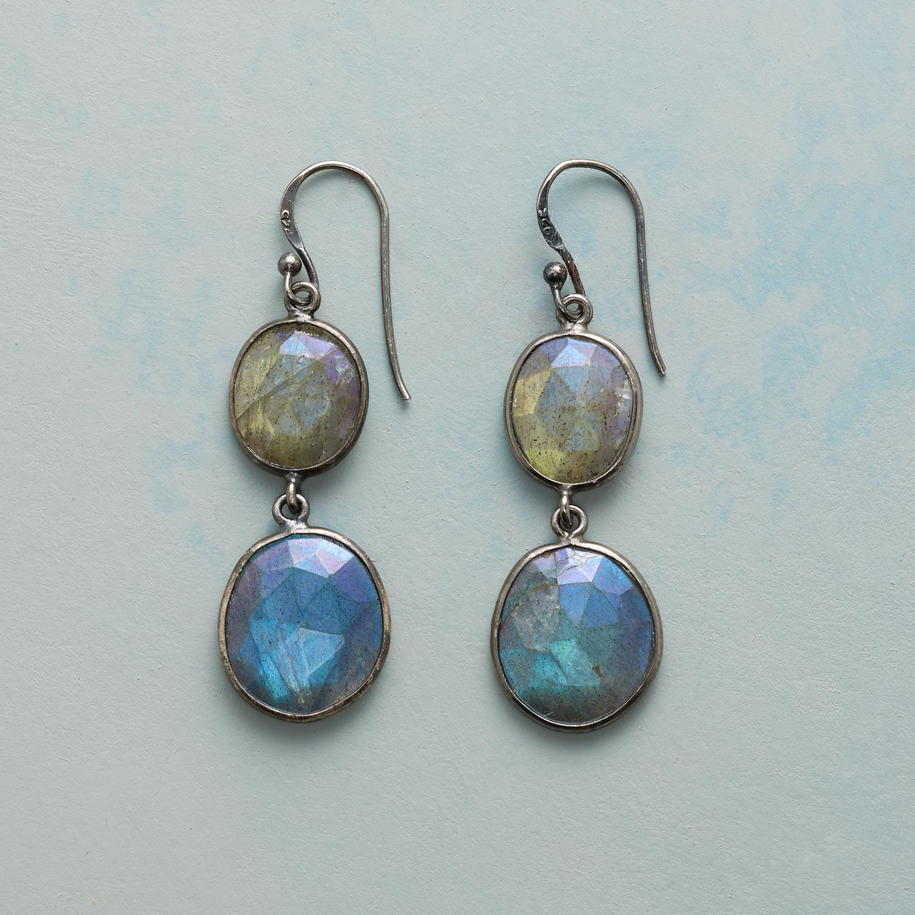 TWO OF A KIND EARRINGS: View 1