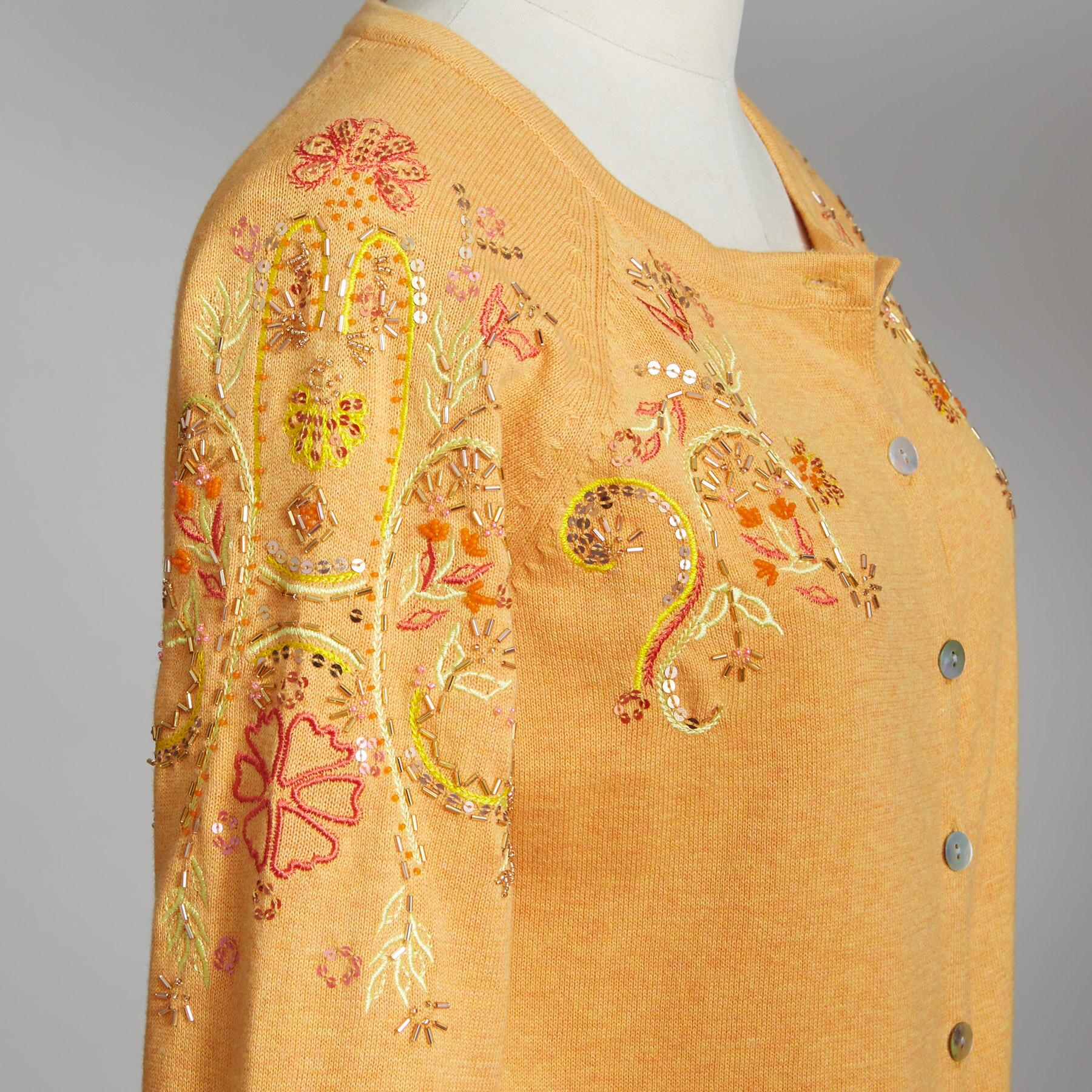 VINTAGE BEAUTY CARDIGAN: View 4
