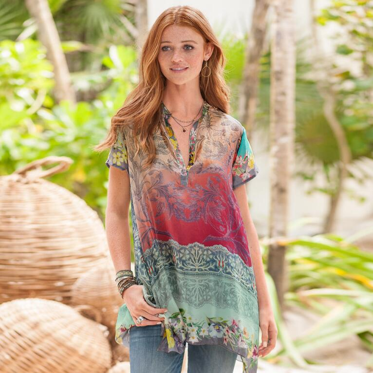 BEAUTIFUL WORLD TUNIC