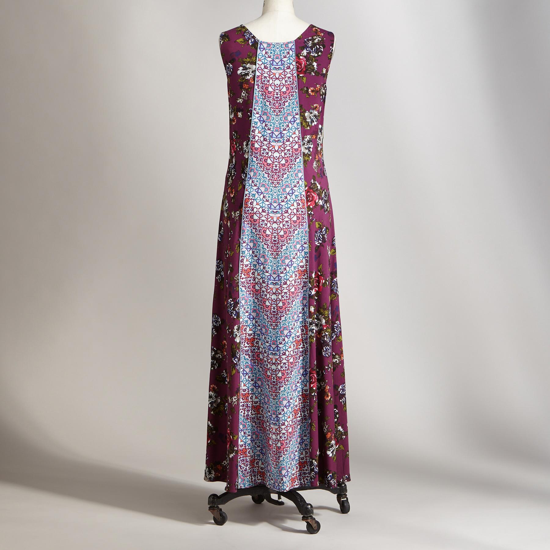 TESSERAE DRESS: View 2