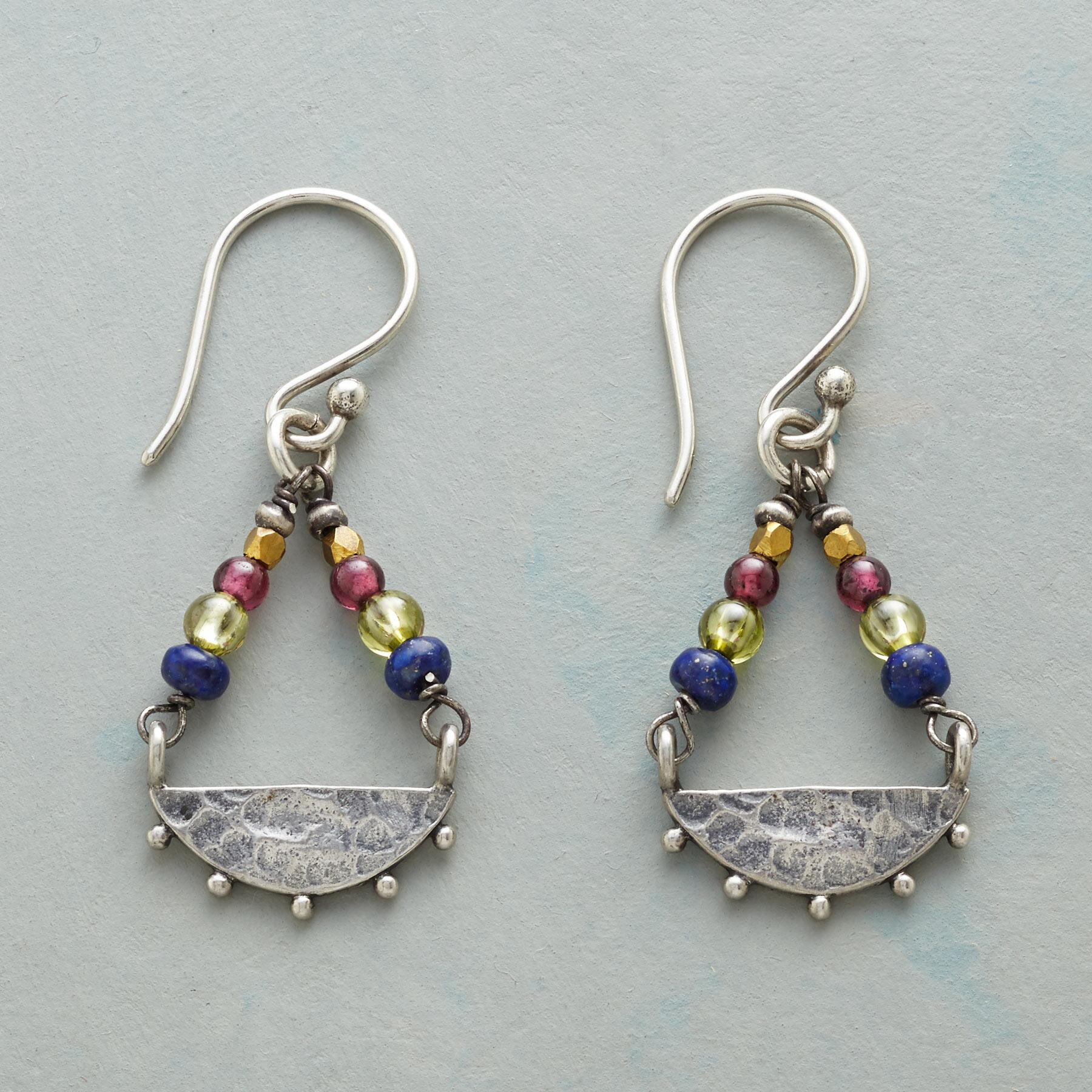 SWING DANCE EARRINGS: View 1