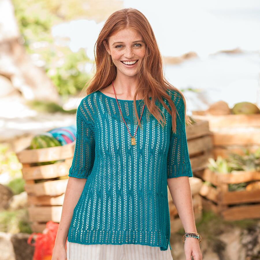 SEA BREEZE PULLOVER