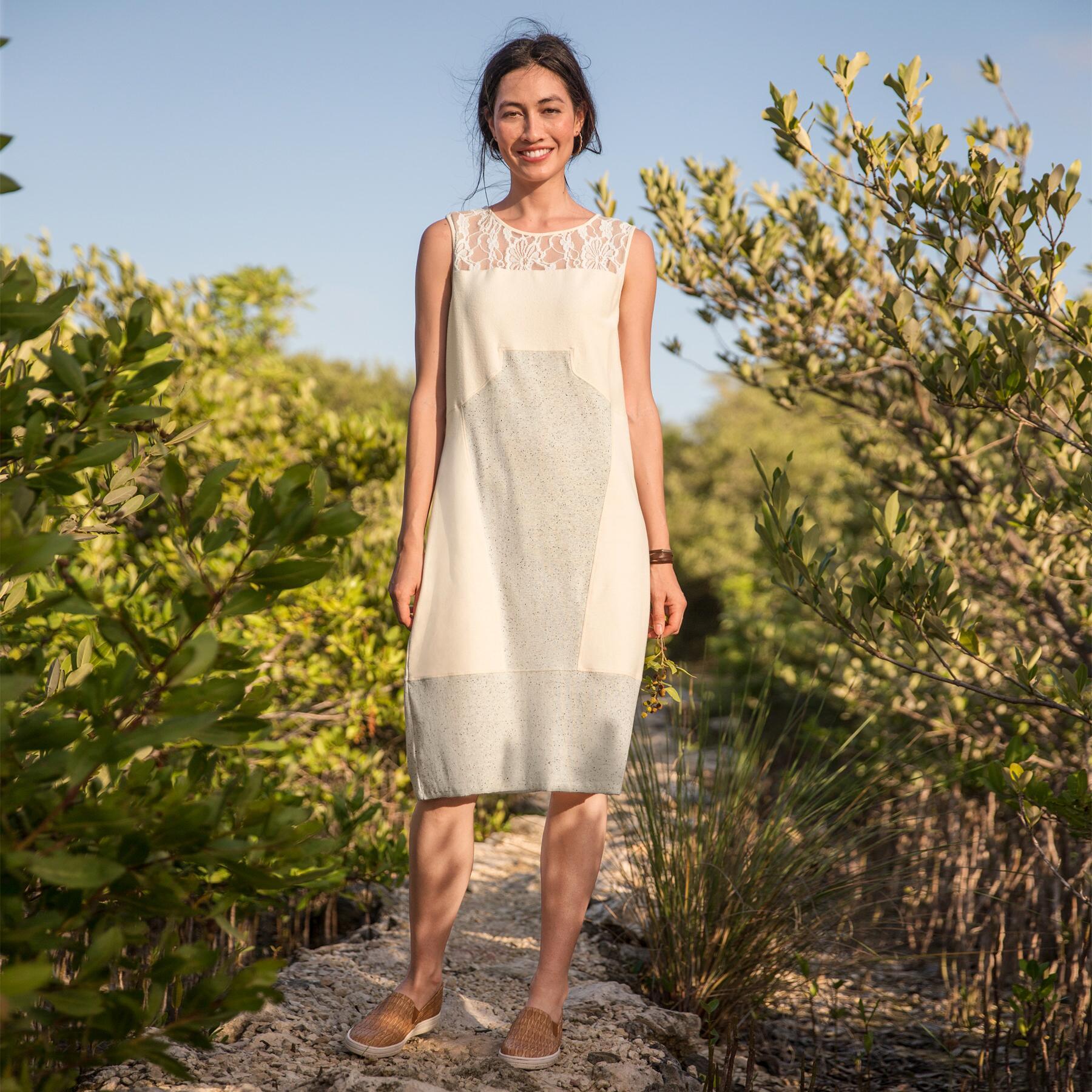MALLORIE DRESS: View 1