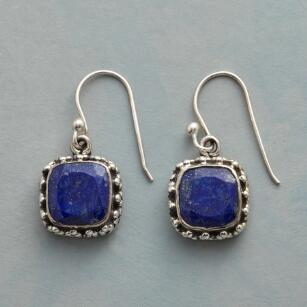 LAPIS JEWELBOX EARRINGS