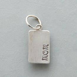 LOVE FAITH & WISDOM MOM CHARM