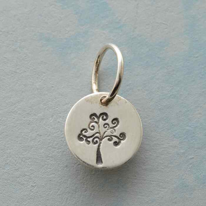 WISE OAK SIMPLE SENTIMENT CHARM