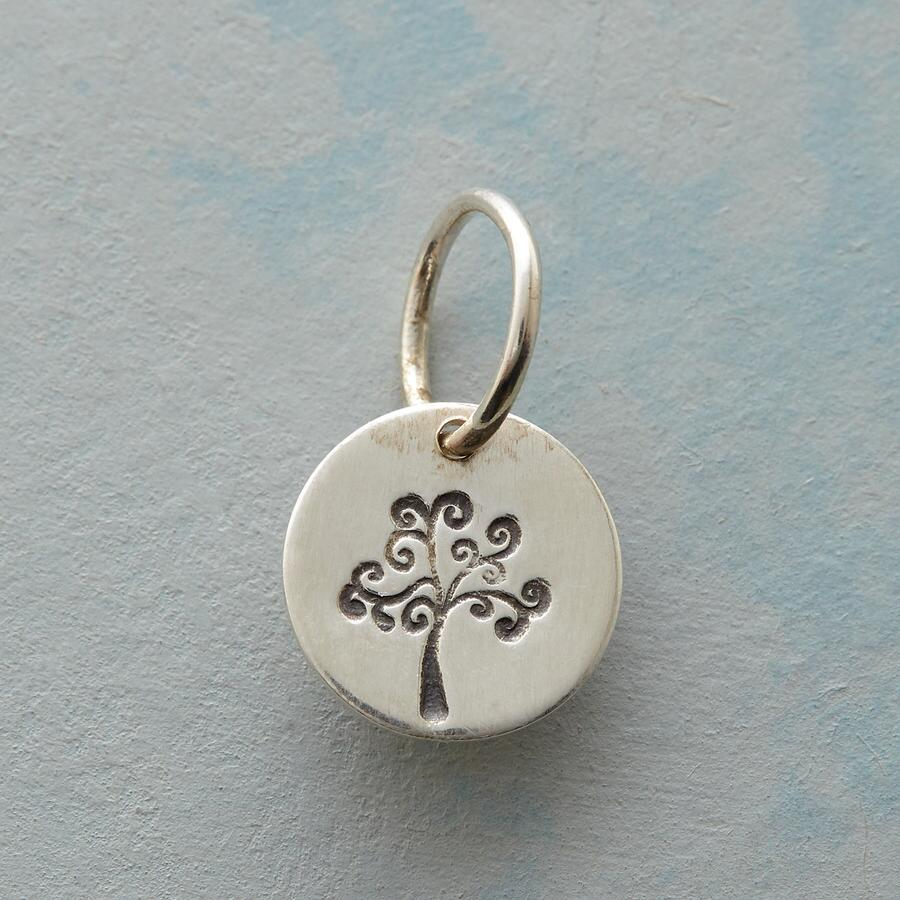 LOVE, FAITH & WISDOM TREE CHARM