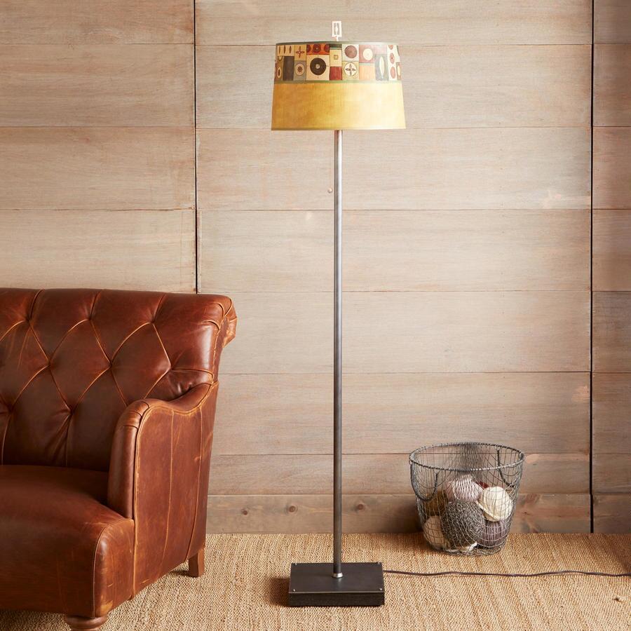 MODERN MOSAIC FLOOR LAMP
