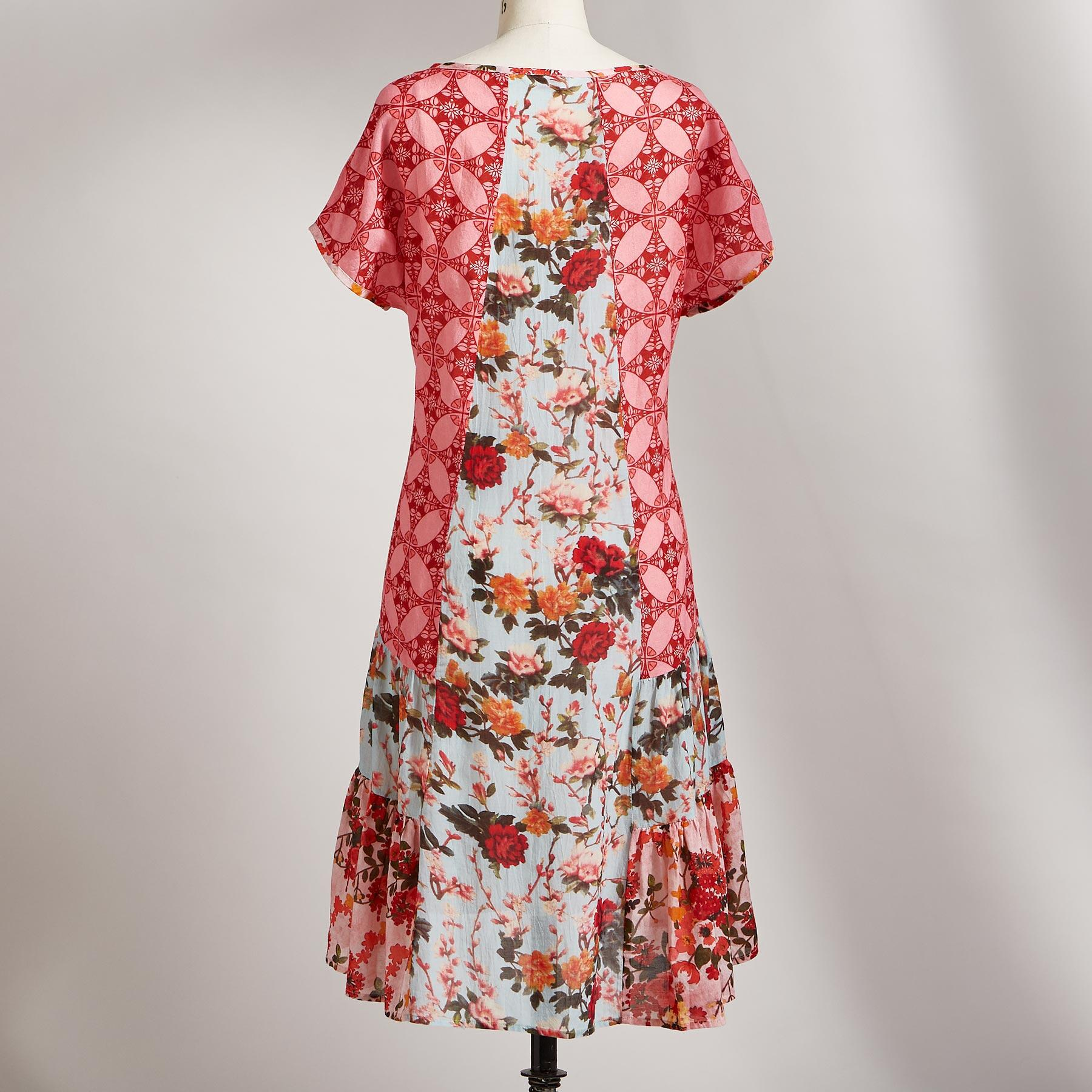 JULIET ROSES DRESS: View 2
