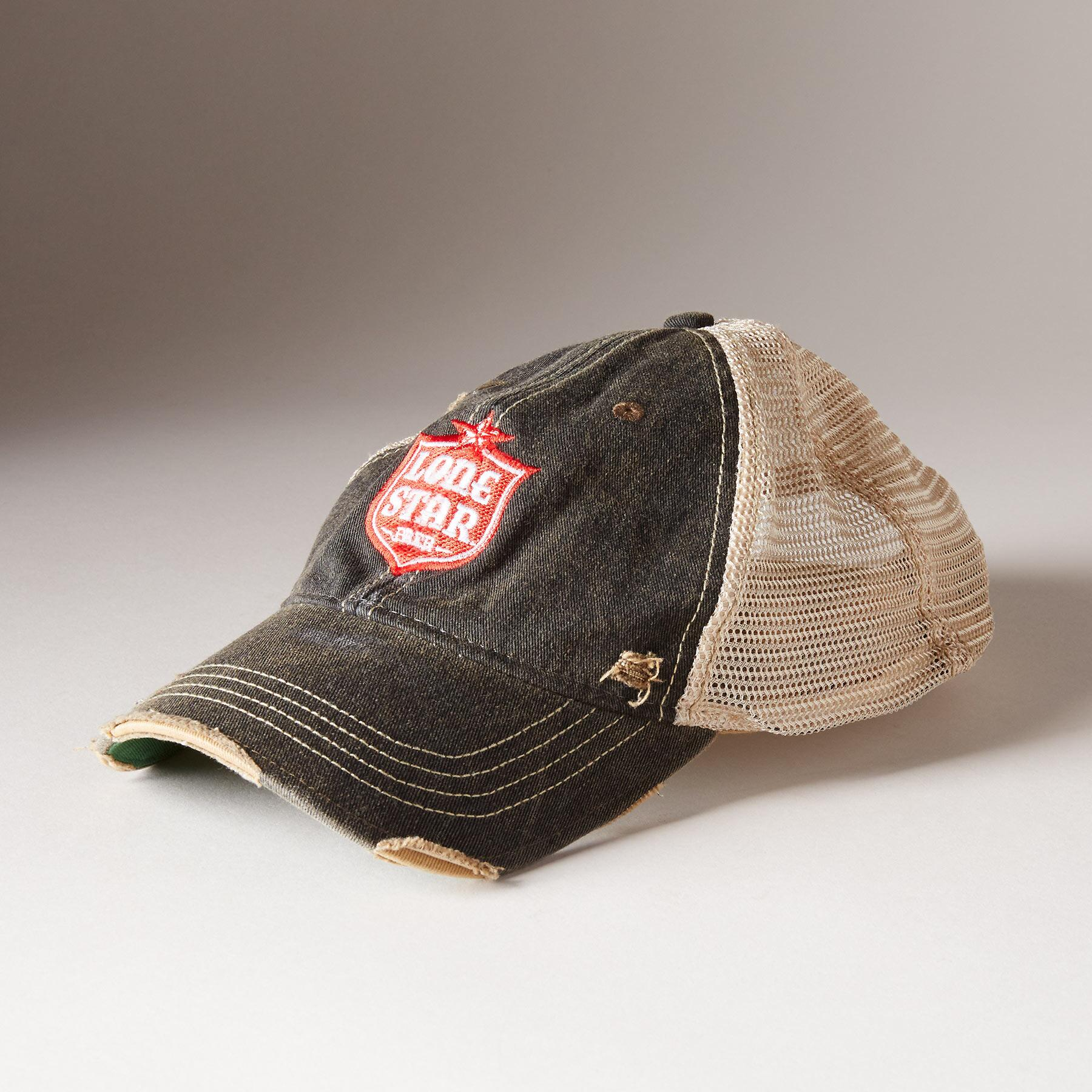 LONE STAR BALL CAP: View 1