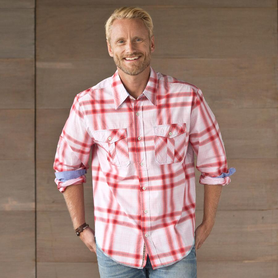 PARKER PLAID SHIRT