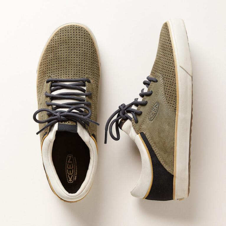 GHI LACE PERFORATED SHOES